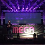 Mega 90s Bühne