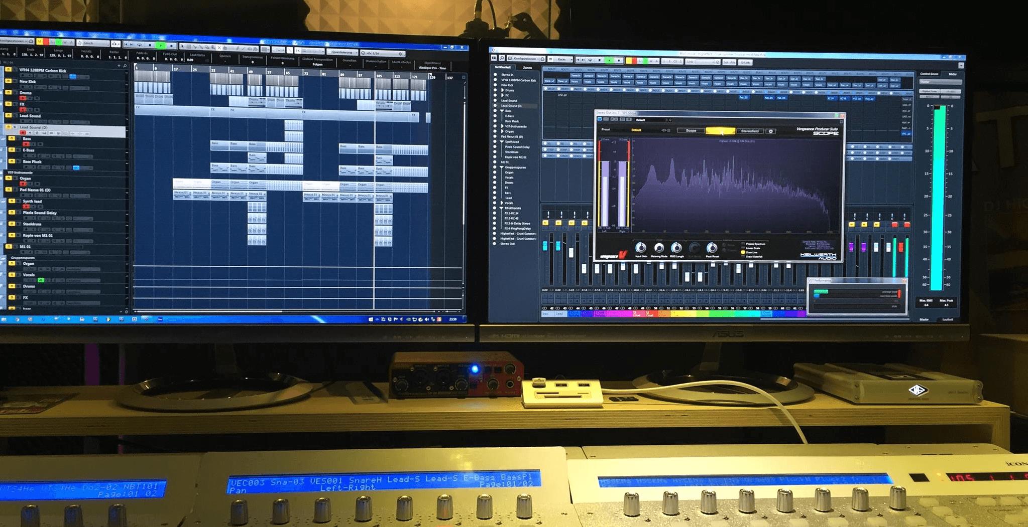Radio Hitmix Produktion DJ